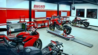 Ducati Kochi service