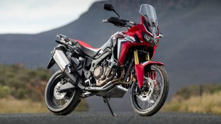 Honda CRF1000L Africa Twin India