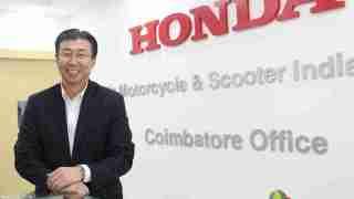 Mr Minoru Kato President CEO Honda Tamil Nadu
