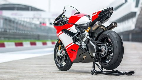 Ducati 1299 Superleggera India
