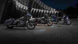 2018 Harley-Davidson motorcycle lineup