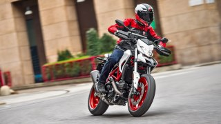 Ducati Hypermotard 939 updated for 2017