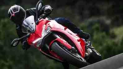 Ducati SuperSport India red