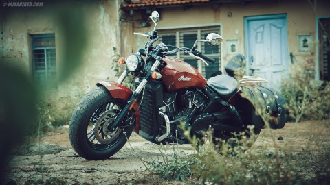 Indian Scout Sixty HD wallpapers