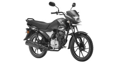 Yamaha Saluto RX Dark Knight colour option