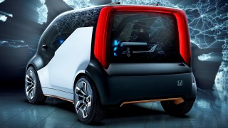 2017 Honda Neuv Concept HD wallpaper