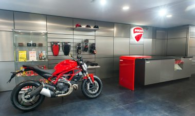 Ducati Kolkata dealership