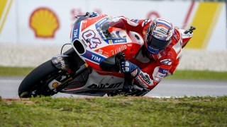 Andrea Dovizioso MotoGP Sepang 2017