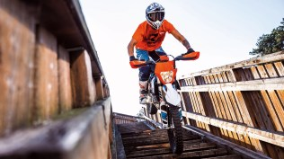 New 2018 KTM FREERIDE E-XC