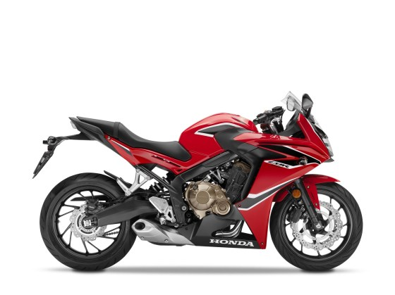 New updated Honda CBR 650F India