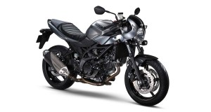 Suzuki SV650X production version