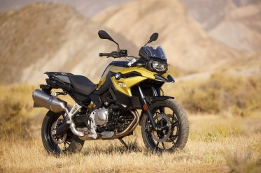 2018 BMW F 750 GS images