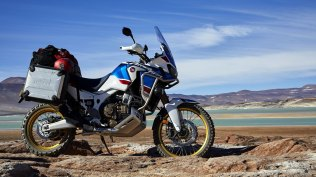 2018 Honda CRF1000L Africa Twin Adventure Sports images