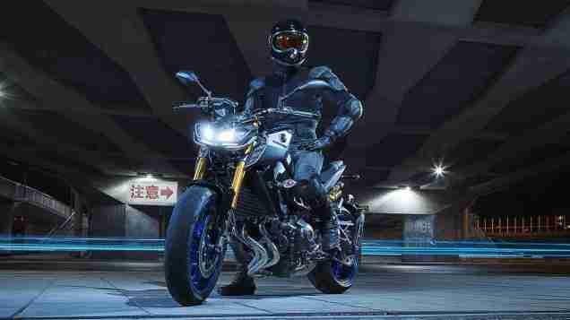 2018 Yamaha MT-09 SP images