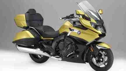 BMW K 1600 Grand America images