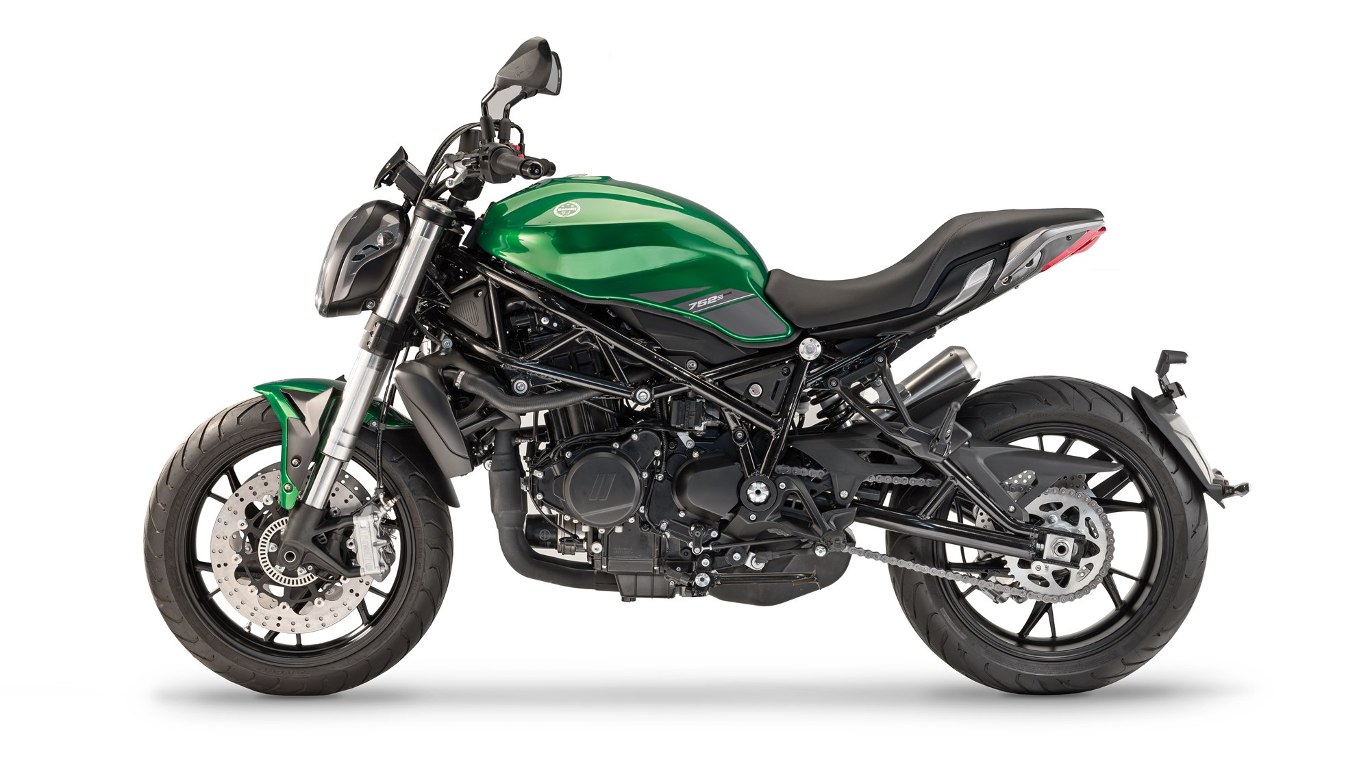 Benelli 752 S Images