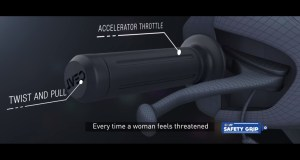 CEAT Safety Grip for women safety