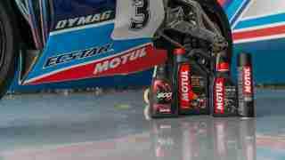 Suzuki and Motul team up