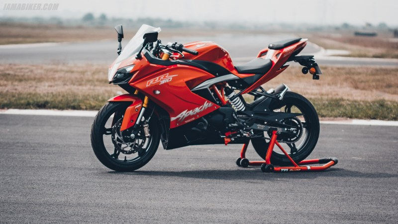 TVS Apache RR 310 HD wallpapers