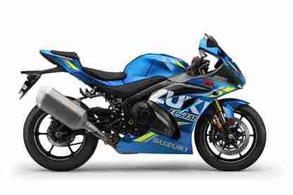 MotoGP replica Suzuki GSX-R1000 for 2018