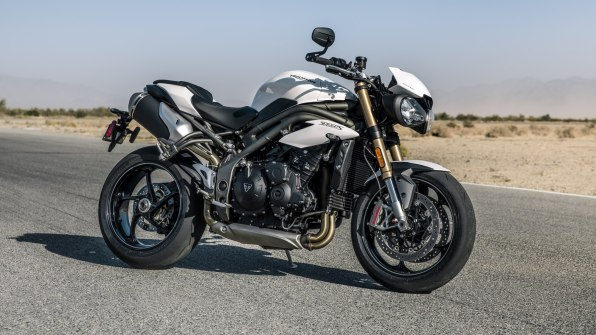 2018 Triumph Speed Triple S
