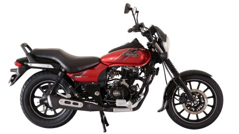 Avenger Street 180 Spicy Red