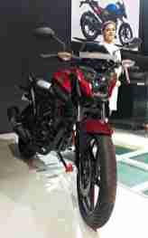 Honda XBlade front view