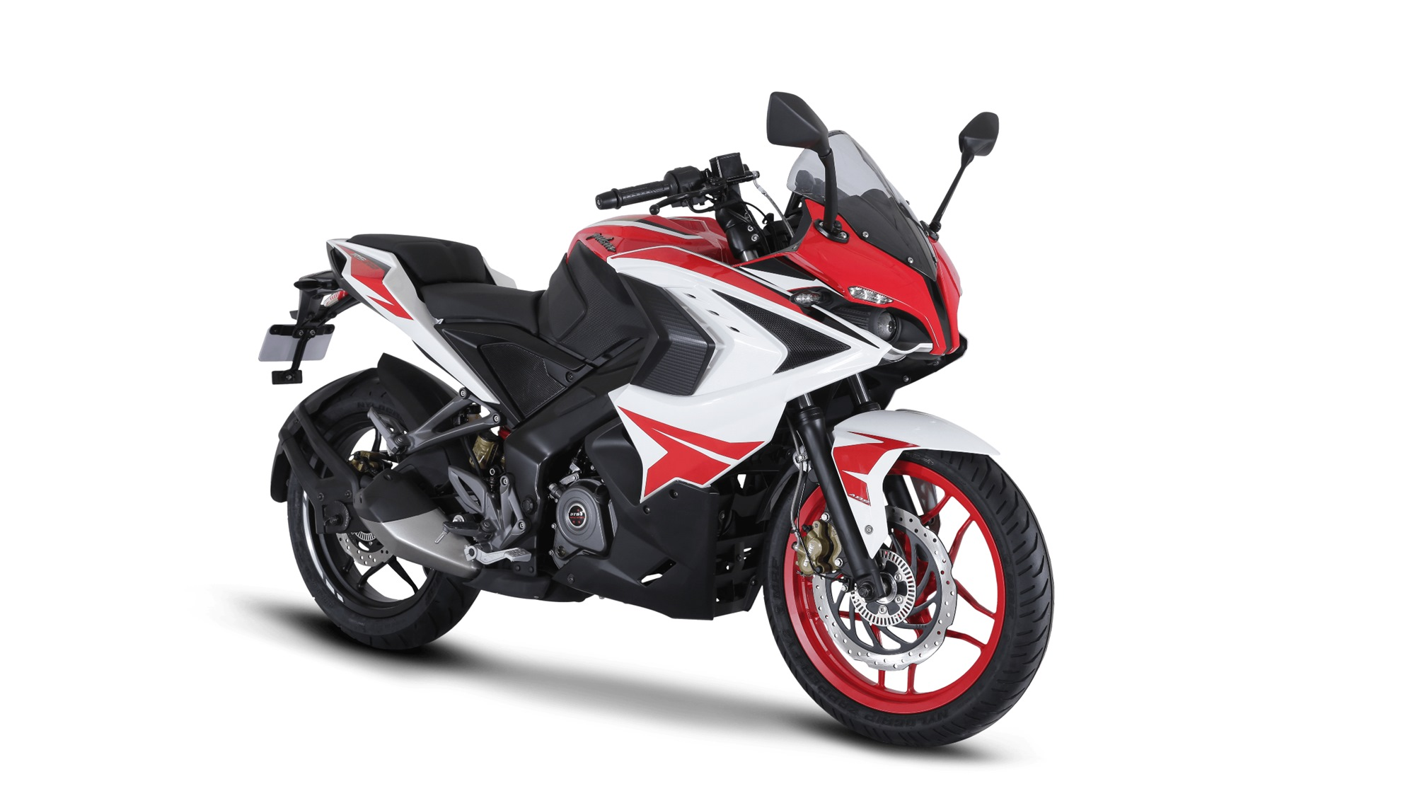 Pulsar RS 200 now in Racing Red colour option | IAMABIKER