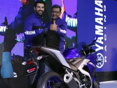 Yamaha YZF-R3 ABS India