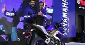 Yamaha YZF-R3 ABS India