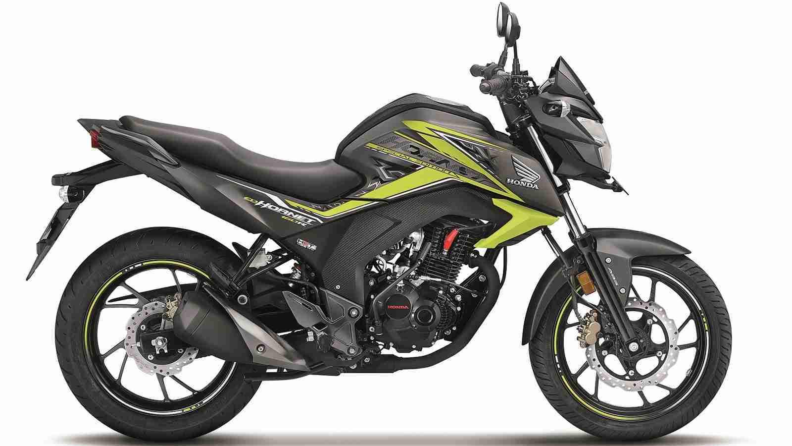 2018 Honda CB Hornet 160R right switch gear
