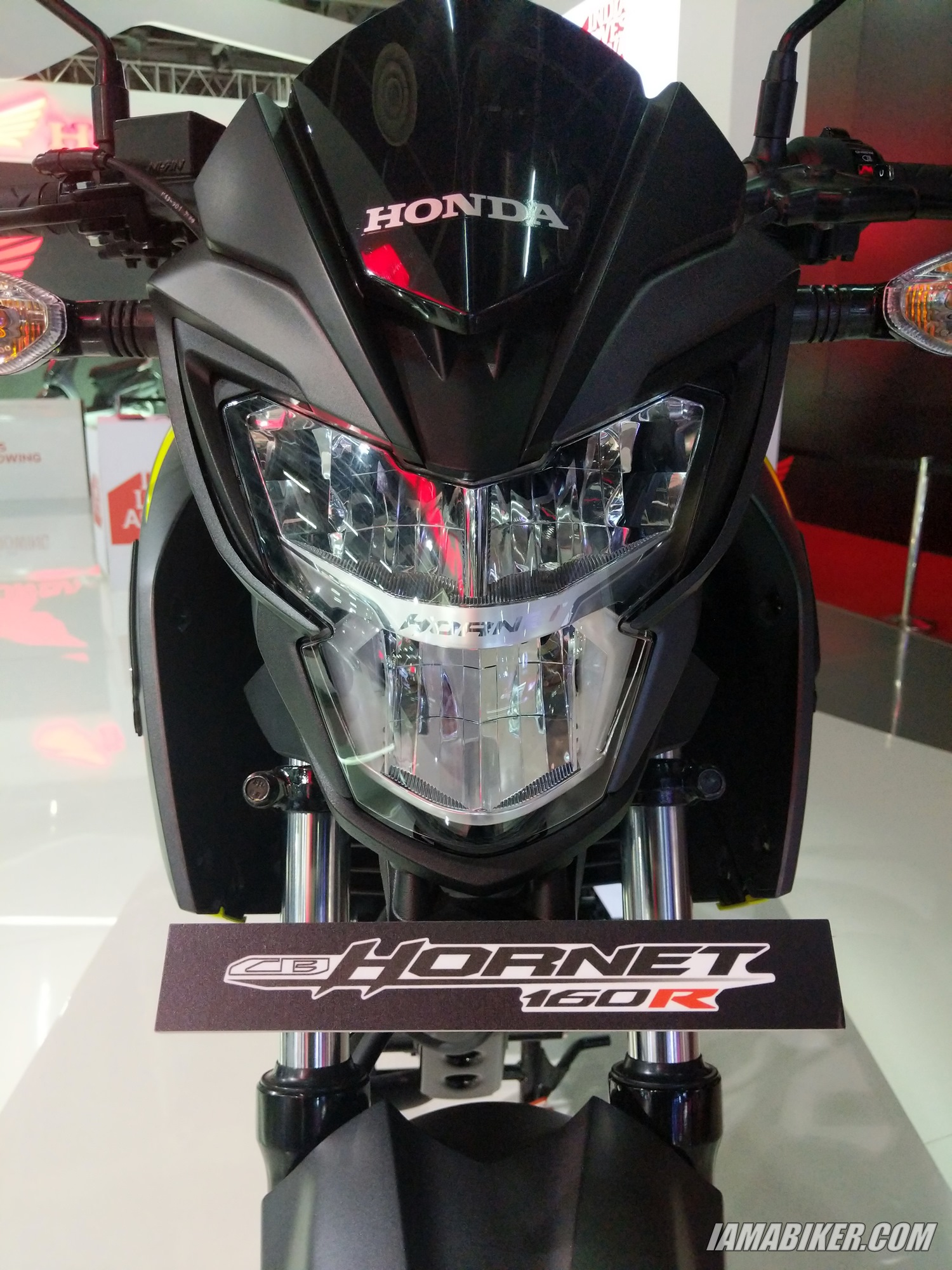 2018 Honda CB Hornet 160R LED headlight