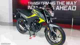 2018 Honda CB Hornet 160R