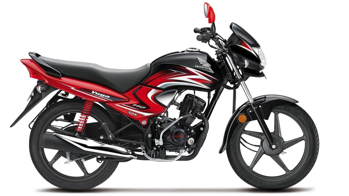 2018 Honda Dream Yuga