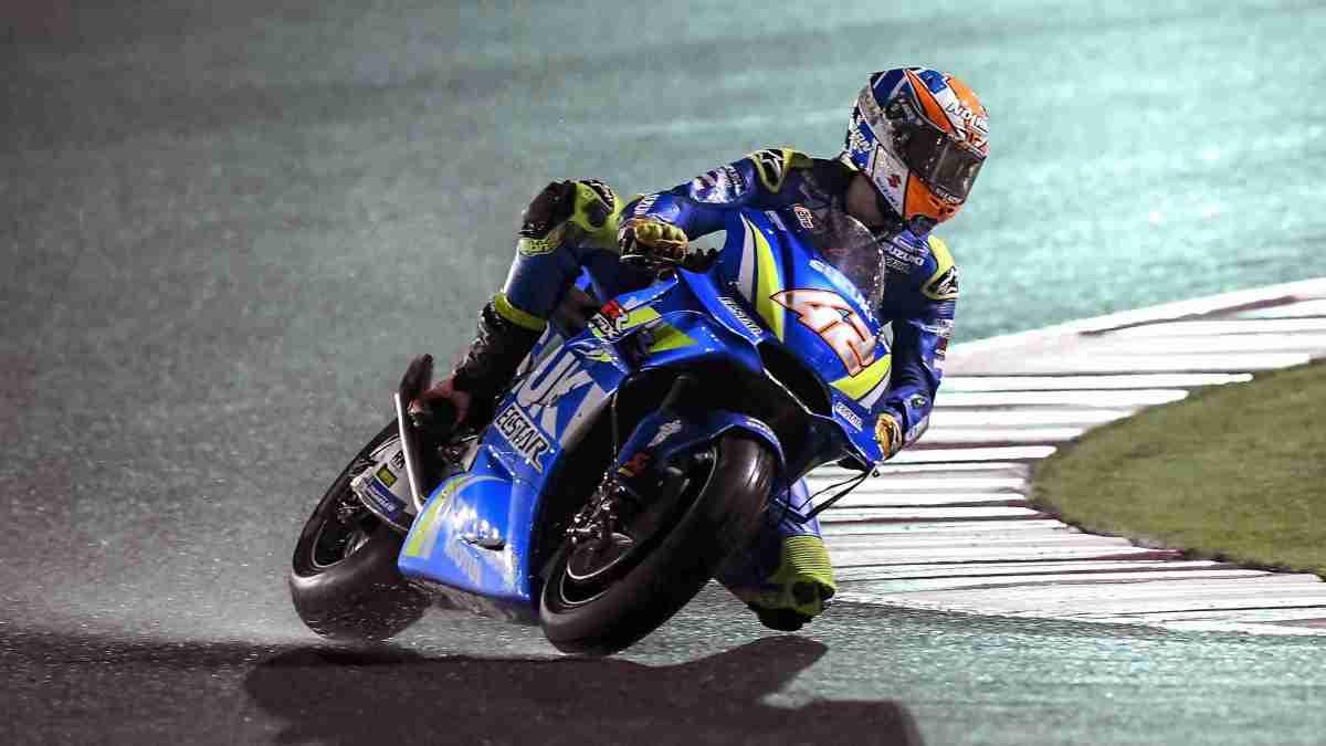 Alex Rins Suzuki ECSTAR MotoGP