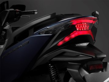 New Honda Forza 300 tail light