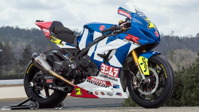 Suzuki and Yoshimura now have a 40 year old partnership