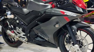 Yamaha R15 V3 accessories official price list