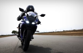 Yamaha R15 V3 review first ride