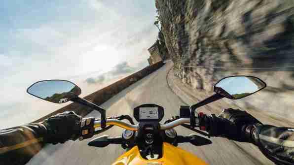 2018 Ducati Monster 821 India