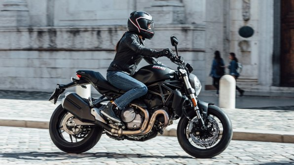 2018 Ducati Monster 821 Black