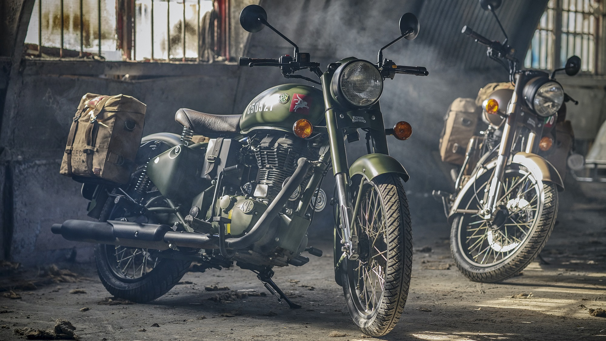 Royal Enfield Classic 500 Pegasus Launched