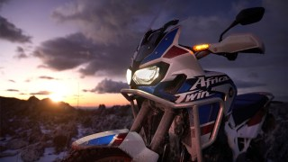 2018 Honda Africa Twin HD wallpaper