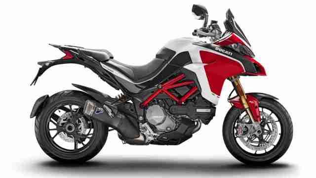 Ducati Multistrada 1260 Pikes Peak announced for India