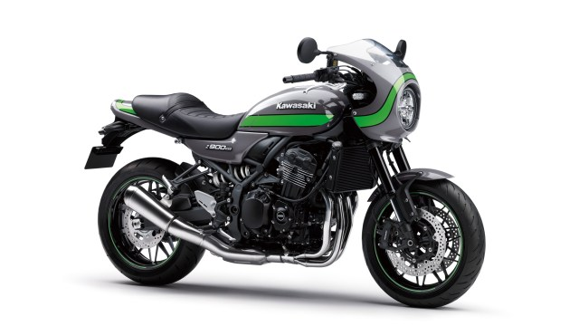 2019 Kawasaki Z900RS CAFE new colour option