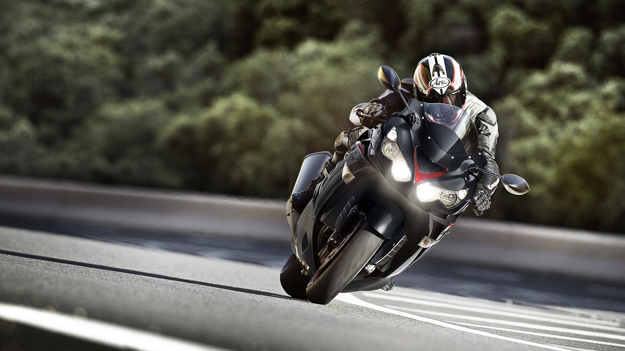 2019 Kawasaki Zx 14r Hd Wallpaper Iamabiker Everything Motorcycle