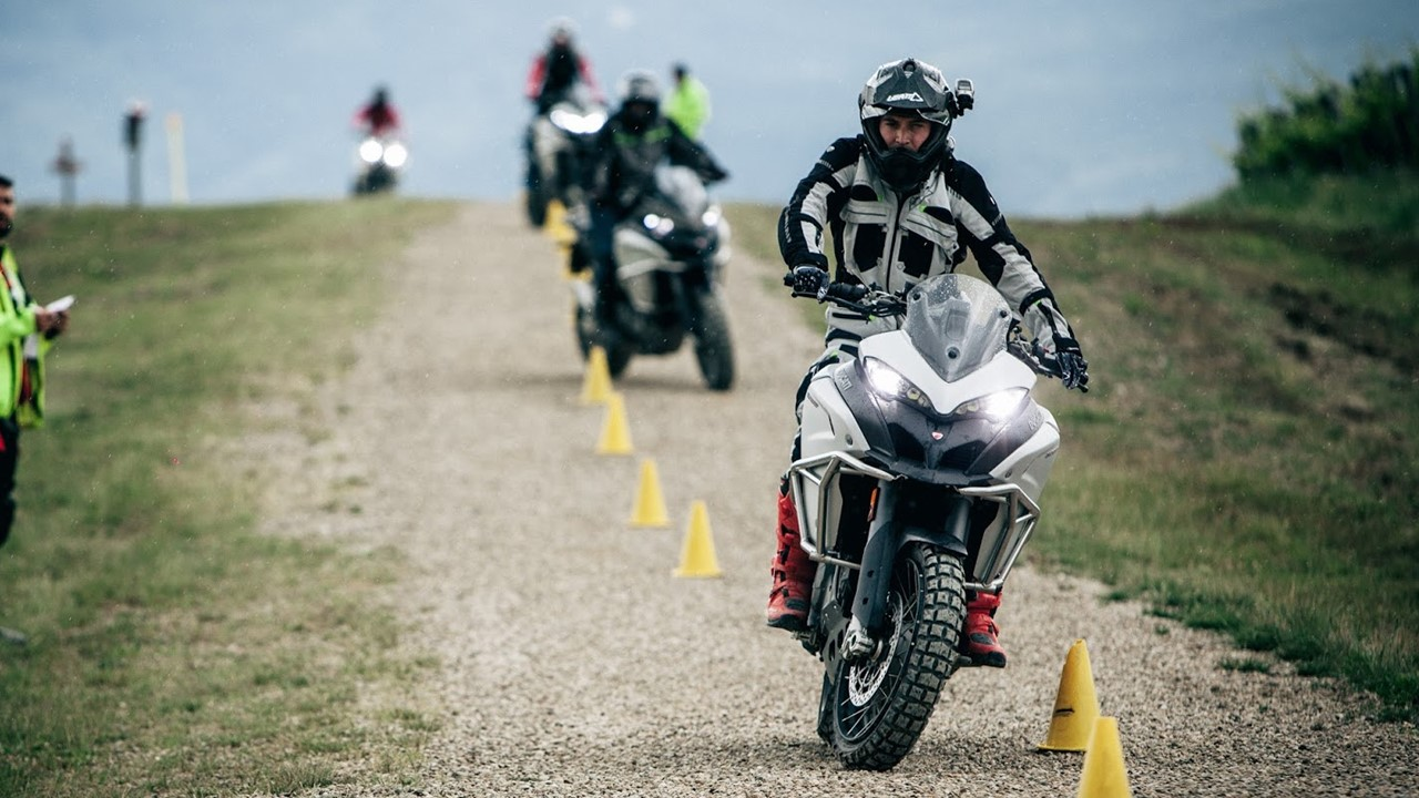 Ducati DRE Off-Road Days announced for India