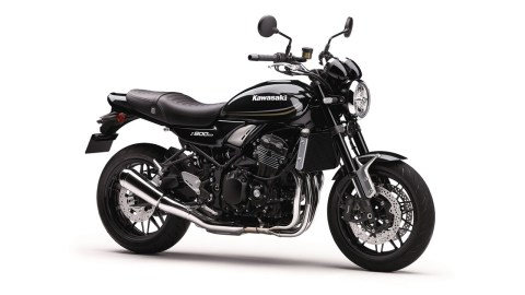 Kawasaki Z900RS now available in Black Colour option