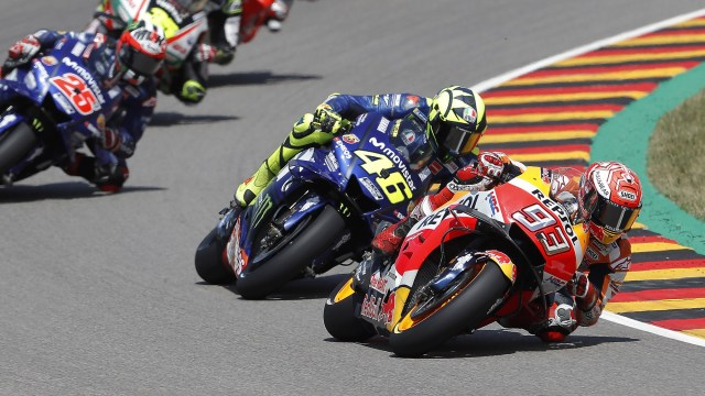 Marc Marquez continues dominance at Sachsenring