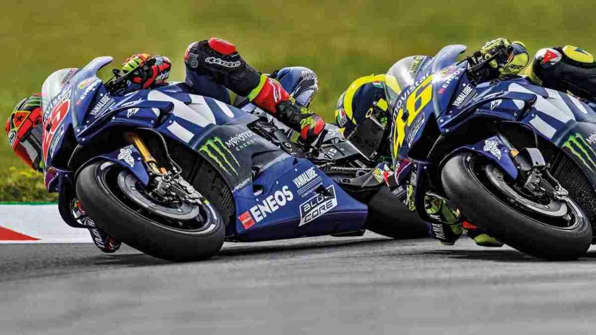 Monster Energy will be the Yamaha MotoGP team title sponsor from 2019